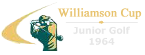 Williamson Cup Amateur Golf - 1964